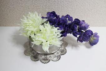 2014梅雨_造花の飾り.jpg